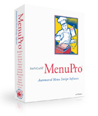 MenuPro Menu Design Software
